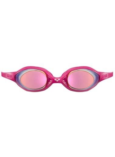 Arena Arena Spider Mirror Çocuk Yüzücü Gözlüğü Beyaz